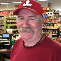 Glenburnie Grocery Store Staff, Kingston